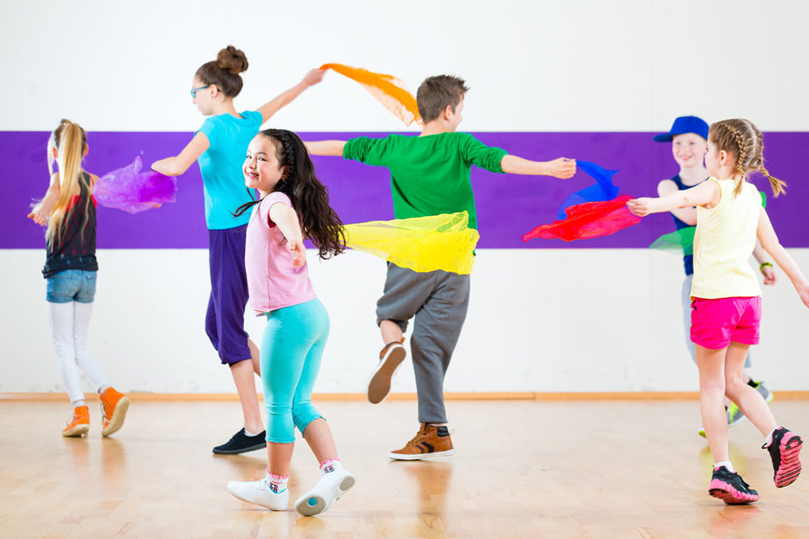 Dancing for Kids How to Choose the Right Class