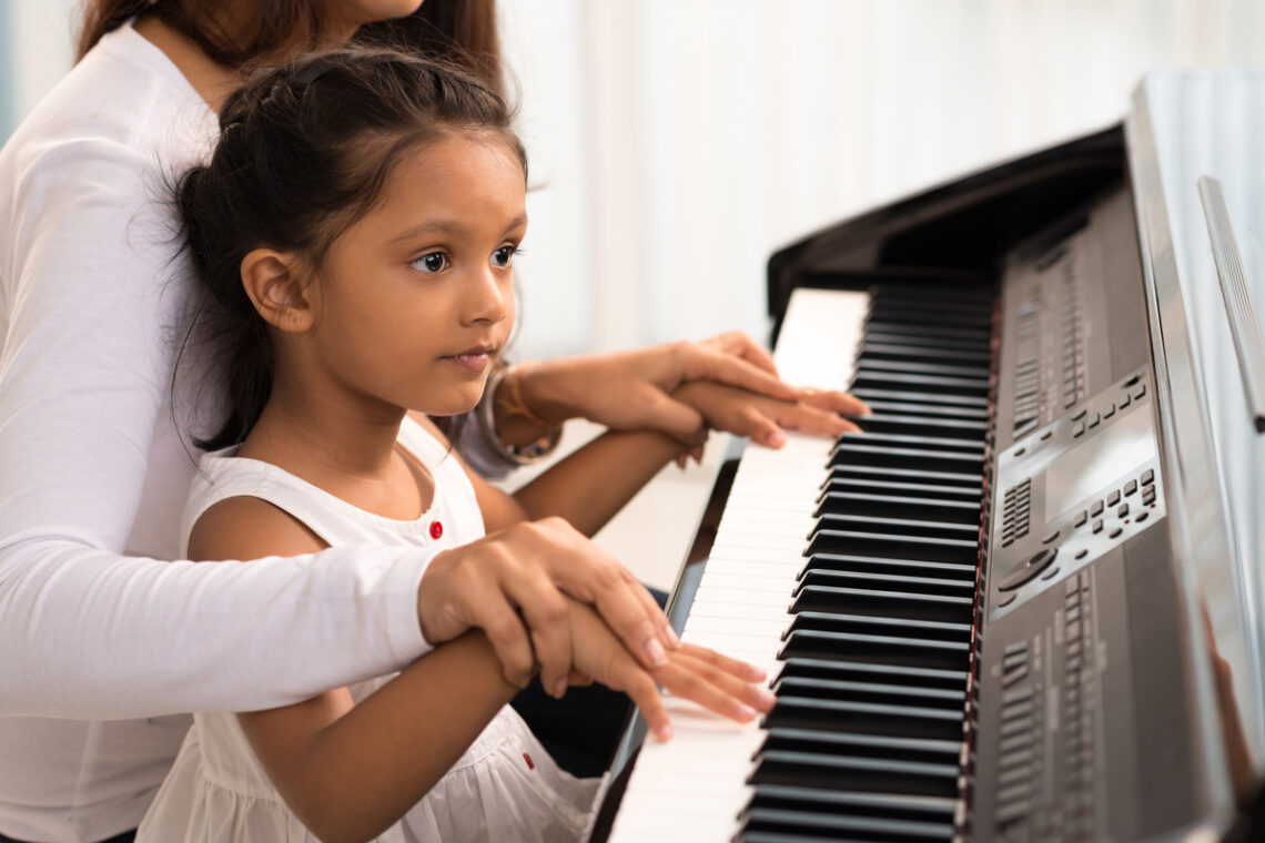 Three Reasons Why All Children Should Study Music